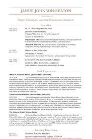 higher education lawyer resume sample resumecompanioncom law legal