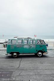 volkswagen bus beach this 23 window vw bus is a perfectly preserved time capsule