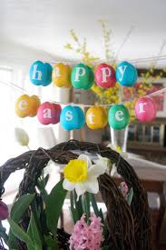 Easter Decorations At Dollar General by