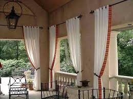 Patio Curtains Outdoor Drop Cloth Outdoor Curtains Teawingco Inexpensive Diy Outdoor