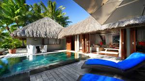 House Plans On Pilings Overwater Bungalows With Glass Floor