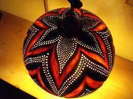 le de bureau lampe de bureau flor courge calebasse luminaires par le monde