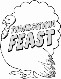 happy thanksgiving pictures to color free thanksgiving coloring pages clipart 1 page of public domain