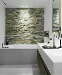 Feature Wall Bathroom Ideas Feature Wall Tiles Bathroom Tasty Remodelling Apartment For