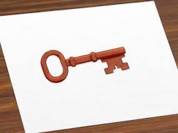 how to draw a key 6 steps with pictures wikihow