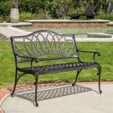 Cast Aluminum Patio Furniture Wayfair - Outdoor aluminum furniture