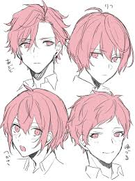 shonen hairstyles the 25 best anime hairstyles male ideas on pinterest anime hair
