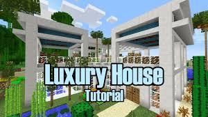 luxury house home design minecraft tutorial unusual zhydoor
