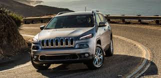 2017 jeep cherokee photo u0026 video gallery