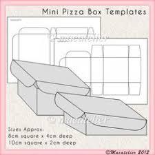 mini u201cpizza box u201d mailer template turtle party ninja turtle