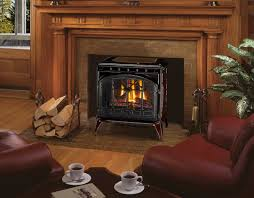 replacing an existing fireplace or stove