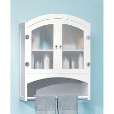 details about bathroom wall mounted wood cabinet and towel hanger