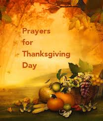 a concord pastor comments pause for prayer thanksgiving day