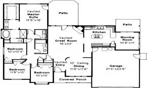 Victorian House Floor Plans by 100 Floor Plans Ranch Ranch Walkout Basement Floor Plans