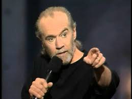 George Carlin Meme - george carlin stupid people youtube