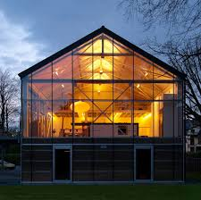 modern green house modern eco home a livable sustainable greenhouse in belgium