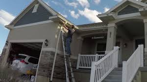 Where To Put A Christmas by The Best Way To Put Up Christmas Lights U2013 Diy Home Improvement And