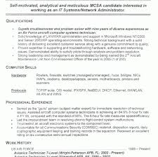 Military Resume Examples by Enjoyable Military Resume Examples 1 Example Sample Resumes And