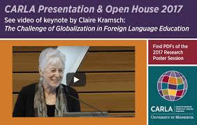 the center for advanced research on language acquisition carla