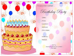 party invitation templates free email birthday party invitation templates cloudinvitation com
