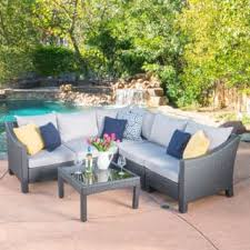 wicker outdoor sofas chairs sectionals for less overstock com