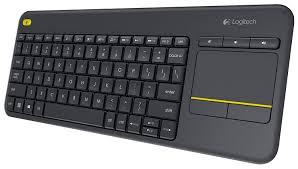 buy logitech keyboard wireless touch k400 plus online in uae