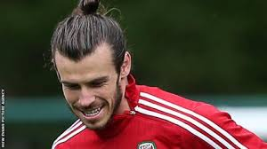 how to get gareth bale hairstyle euro 2016 gareth bale trains with wales for first time ahead of