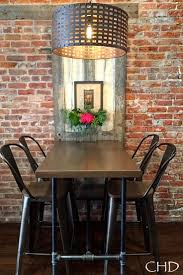 best 25 industrial bar tables ideas on pinterest building