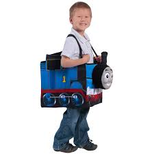 buy thomas the tank engine ride in train costume for kids