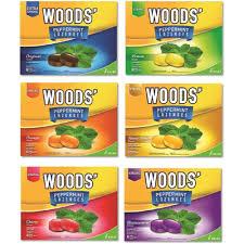Obat Woods kalbe permen woods lozenges sachet 6 butir apotek 1 box elevenia