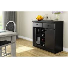 photo of kitchen buffets and sideboards with wine rack new trends