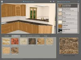 Virtual Kitchen Color Designer by Virtual Kitchen Design Interactive Kitchen Design Full Size Tool