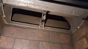Fireplace Damper Parts - is your fireplace damper open or closed chimney keepers