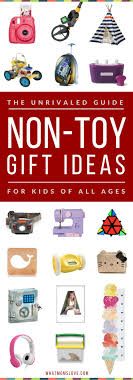 the unrivaled guide to non gifts 200 presents for of