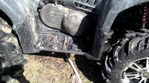 yamaha grizzly wont shift youtube