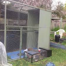 what do you use as floor bedding in your aviary backyard chickens