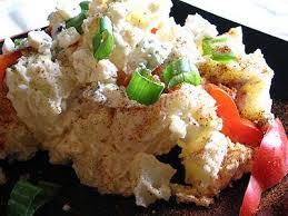 potato salad with blue cheese dressing lisa u0027s kitchen