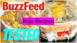 Ideas For Dinner For Kids Popular Buzzfeed Food Recipes Tested Dinner Ideas For Kids Youtube