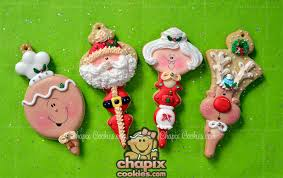 christmas cookie ornaments cookie connection