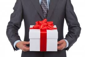 bribery caution corporate gifts hd