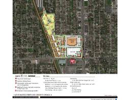 Chicago Parking Zone Map by 115th Street U0026 Halsted Plan U2013 Far South Community Development