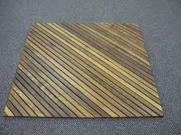 furniture amazing shower room with brown laminated wooden mat