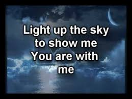 Praise The Lord I Saw The Light Light Up The Sky The Afters Worship With Lyrics Youtube
