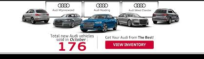 audi westchester welcome to audi chester pennsylvania audi dealer