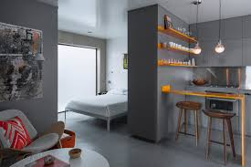 Contemporary Studio Apartment Design - Contemporary studio apartment design
