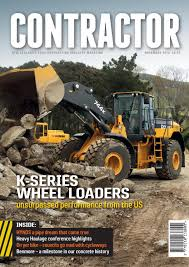civil contractor nz contractor 1411 by contrafed publishing issuu