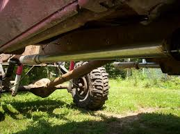 Ford 460 Mud Truck Build - fender well headers ford truck enthusiasts forums