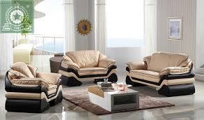 Sofa Living Room Furniture High Quality Living Room Furniture European Modern Leather Sofa
