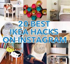 instafav 20 best ikea hacks on instagram ikea hackers ikea