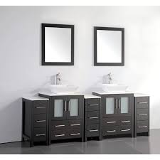 84 inch double sink bathroom vanities vanity art 84 inch double sink bathroom vanity set with ceramic top
